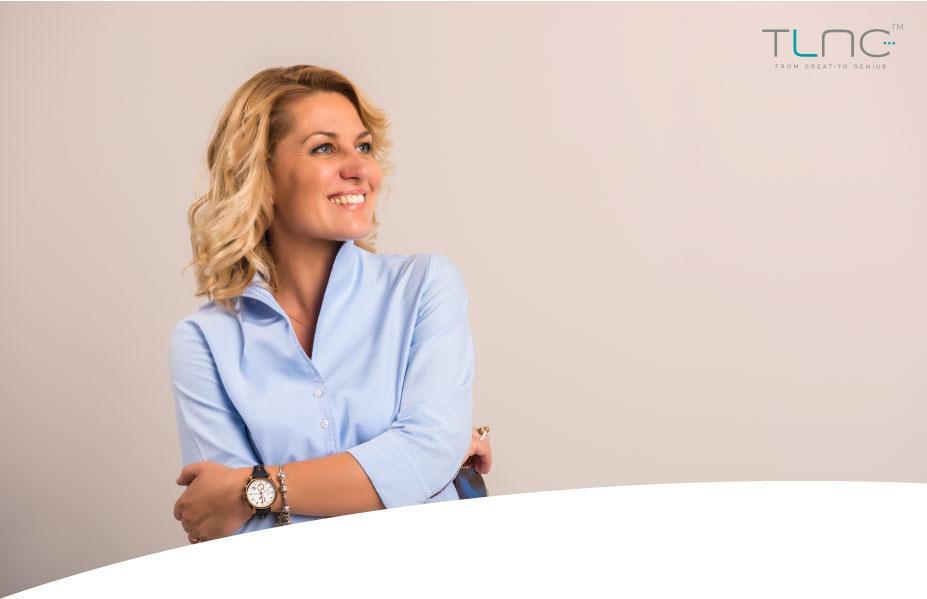 Taisja Laudy w wywiadzie o skutecznym zarządzaniu